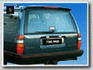 Tagspoiler VOLVO 700/900